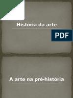 AULA 03 HA (13-03) - Arte Pré Histórica
