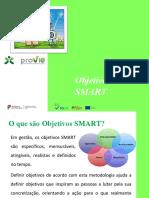 6 Objectivos SMART