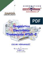 Diagnostico electronico 4T65E