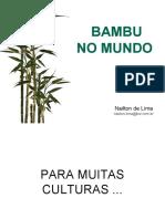 Bambu no Mundo