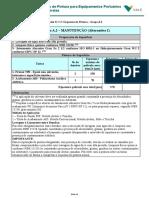 GRUPO A.2 - MANUTENÇÃO (ALTERNATIVA 2)