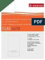 547_IM-CLAS 24-28 FF - არისტონ Gkass 24, ინსტრუქცია