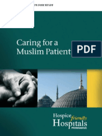 Caring for a Muslim Patient
