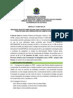 Edital Nº 15-2021 DG-JP - Seleção de Estagiários - Assinado DG
