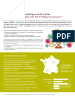 VIVEA Synthèse Étude Digitalisation Agriculture Juin 2020