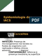 Epidemiologia das IACS