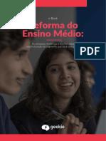 [E-Book] Reforma Do Ensino Médio - Geekie