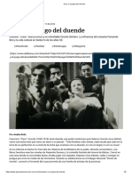 Paco Urondo y El Juego Del Duende
