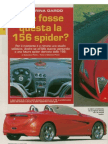 Alfa Romeo Dardo by Pininfarina in Farina