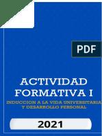 MATERIAL DE TRABAJO SEMANA 7 FORMATIVA I  2021-10 ok