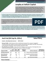 Investment argument-aarti & PI
