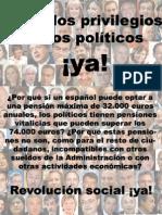 Políticos 2 pensiones