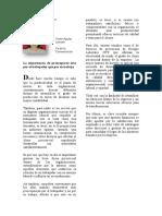 ARTICULO - EL CLIMA PSICOSOCIAL EN LAS ORGANIZACIONES