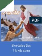 Jesus Verdadero Dios y Vida Eterna.