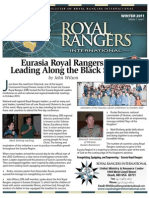 Royal Rangers International_Winter Edition 2011