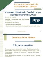 Comision historica del conflicto