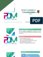 PDM 2021 - Musi Rawas