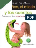 40. Los Niños, El Miedo y Los Cuentos. Ana Gutiérrez y Pedro Moreno