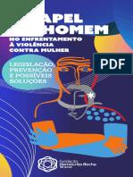 O Papel do Homem no enfrentamento da violência contra mulheres