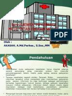 Materi Pengantar RM untuk RSUD Cianjur