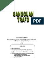 Gangguan Trafo