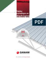 CANAM - Diaphragme