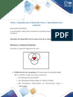 Anexo -1-Ejemplos para el desarrollo Tarea 2 - Operatividad entre conjuntos