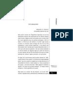 Revista Programma n ° 1 octubre 2006 (debate Zaffaroni - Nino)