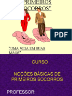 01-PRIMEIROS SOCORROS - INTROD.