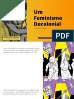 Feminismo Decolonial