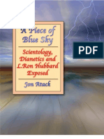 Scientology, A Piece of Blue Sky (Exposing the Cult)