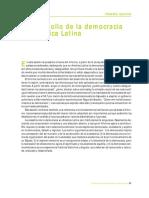 1. PNUD - La Democracia en América Latina Primera Sección]