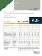 Data Sheet Overview Sylodyn DE EN