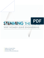 Stemming the Tide - Why Women Leave Engineering