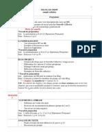 French 3010W sample syllabus