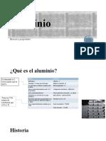 Aluminio efi