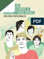 Las familias migrantes frente al alcohol y otras drogas. Guía para profesionales_0