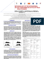 Humblet_Assessment methodology IDT skin test in cattle practitioners