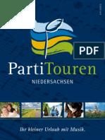 PartiTouren Niedersachsen - Für Sie komponiert!