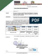 OFICIO  MULT. N°0079-2021_SOBRE III TINKUY REGIONAL