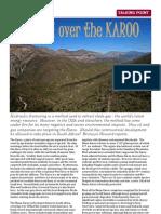 Karoo Fracking Article