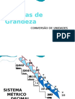 MEDIDAS DE GRANDEZA