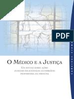 O médico e a Justiça - CREMESP - 2006