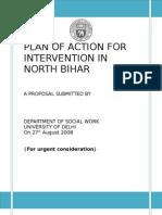 Intervention for Flood