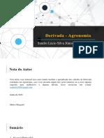 Derivada - Sandro Lúcio