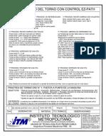 Torno CNC_Prácticas_Todas