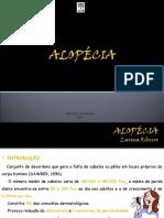 ALOPÉCIA