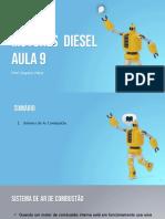 AULA 9 -  MOTOR DIESEL