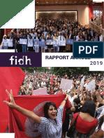 Rapport an Nuel 2019 Fr Version Courte