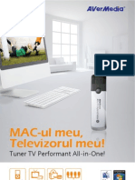 brosura AVerMedia VOLARM